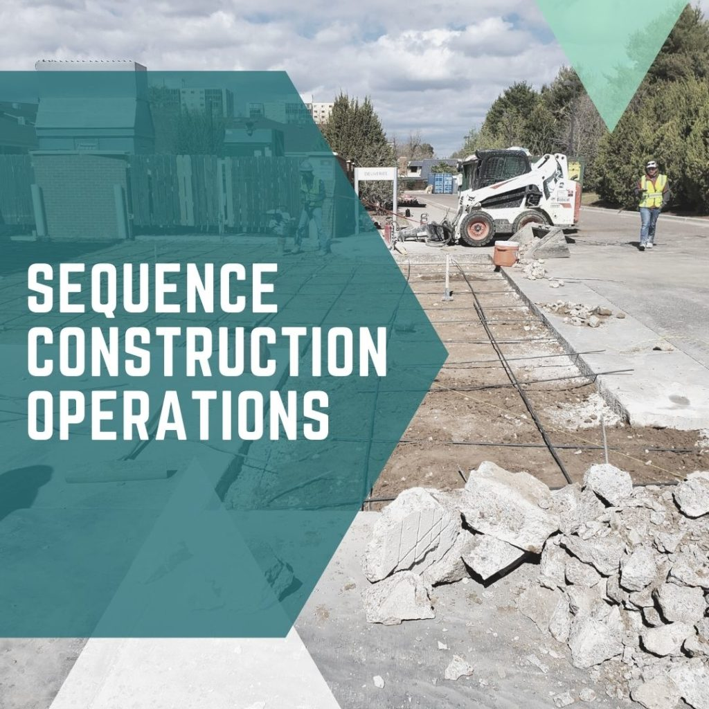 Sequence Construction Operations