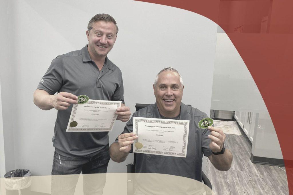 Icra Certified