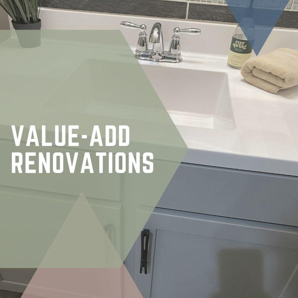 Value-Add Renovations